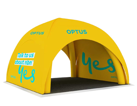 inflatables-optus